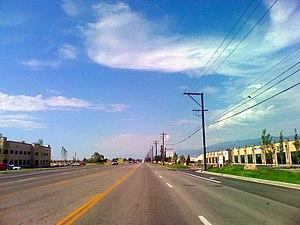 Utah State Route 68 - SR-68 in North Salt Lake