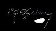 Refik Saydam's signature