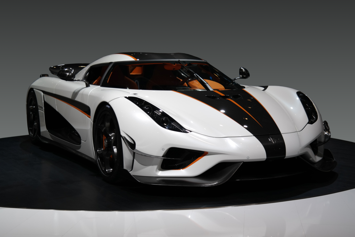 Koenigsegg Electric Car