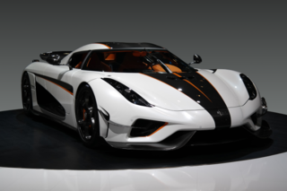 Världens dyraste bilar - Koenigsegg Regera