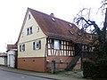 Reichelsheim (Odenwald), Brückenstraße 9.jpg