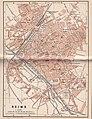 Reims — Plan du guide Baedeker de 1908 (02).jpg