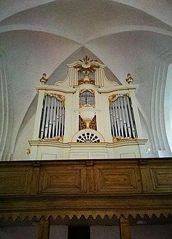 Reinshagen (Lalendorf), Dorfkirche, Orgel (10).jpg