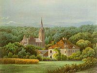 Reitwein Aquarell von Kirche und Schloss.jpg