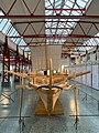 Rekonstruirtes Römisches Schiff Navis lusoria im Museum für Antike Schifffahrt, Mainz, Deutschland (48988282766).jpg