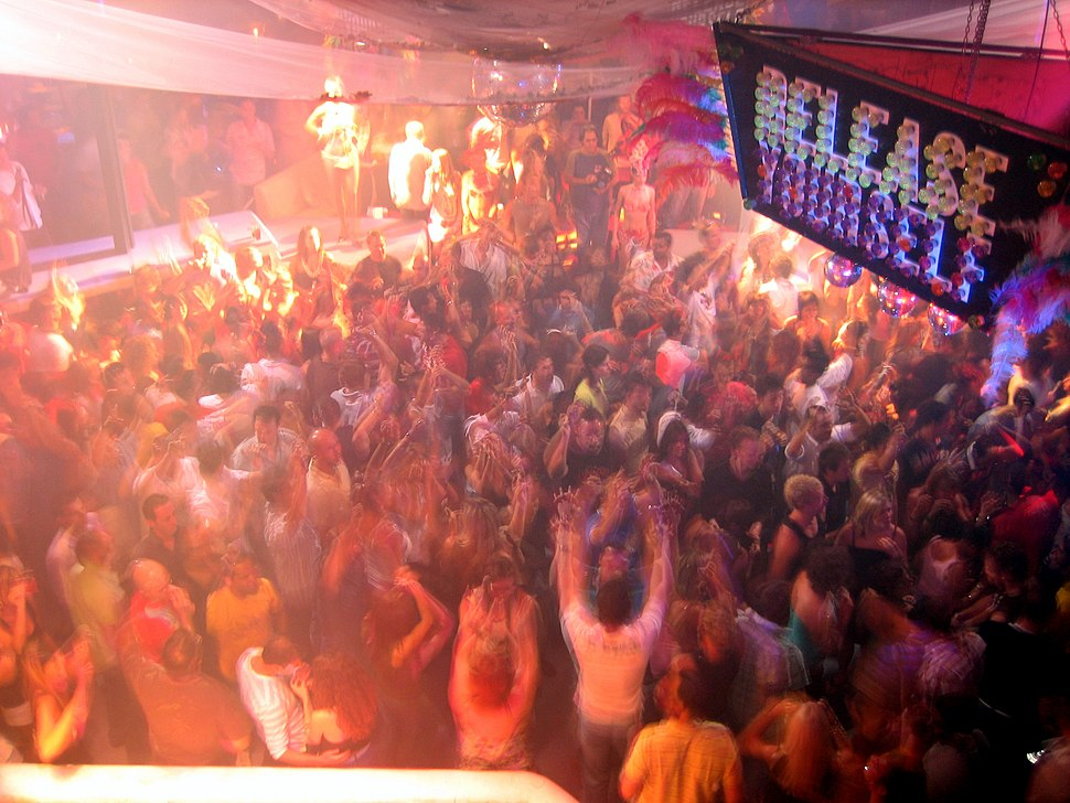Release Yourself at Pacha