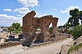 Remains of Roman baths in Argos on September 5, 2020.jpg