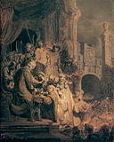 Rembrandt, Christ before Pilate (Ecce Homo), 1634, National Gallery, London.jpg