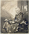 Rembrandt van Rijn - Seated Woman with an Open Book on her Lap - Google Art Project.jpg