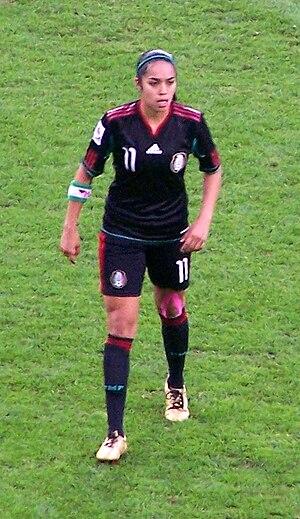 Renae Cuéllar - Image: Renae Cuéllar Mexiko U 20