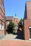 Rendsburg - An der Marienkirche + Marienkirche 01 ies.jpg