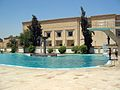 Republican palace pool baghdad iraq.jpg