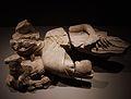 Restes del sepulcre de Margarida de Llúria, Aloi de Montbrai, monestir del Puig.JPG