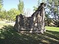 Restos de la Iglesia de Santa María de Gavín (8009149028).jpg