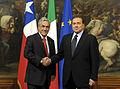 Reunión de Sebastián Piñera y Silvio Berlusconi.jpg