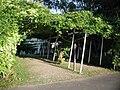 Rheinpark-Köln-Laubengarten.JPG