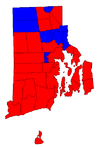 Rhode Island Gubernatorial Election Results by municipality, 2006.png
