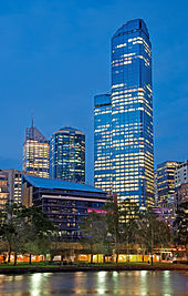 Rialto Towers, Thomson Geer's Melbourne office Rialto Tower.jpg