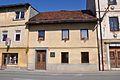 Ribnica - rojstna hiša Bojana Adamiča (Kolodvorska 5).jpg