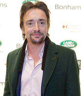 Richard Hammond British motoring journalist and broadcaster