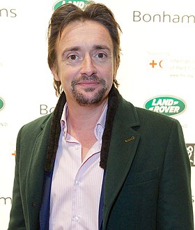Richard Hammond at Bonhams Charity Auction in 2013 (cropped).jpg