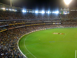 """Ben Cousins - """"The man who sold out the MCG"""": Cousins' AFL return helped break the attendance record for a Richmond versus Carlton match."""