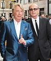 Rick Parfitt and Francis Rossi, Bula Quo, London, 2013.jpg