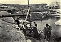 Rigging The Great Pump at Ephesus. Accidents of an antiquary's life. 1910.jpg