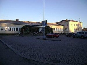 Riihimäki - Riihimäki railway station
