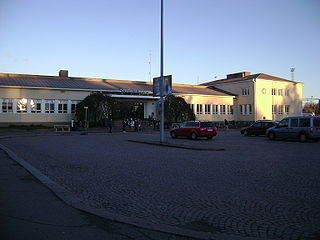 Riihimäki Town in Tavastia Proper, Finland