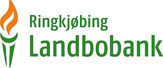 Ringkøbing Landbobank - Image: Ringkjøbing Landbobanks logo