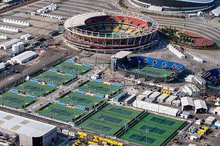 Olympic Tennis Centre (Rio de Janeiro)