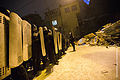 Riot police in front of barricade, Kiev, Ukraine, December 10, 2013.jpg