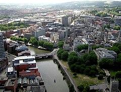 Bristol (von oben)