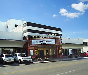 River Oaks Shopping Center - River Oaks Theatre