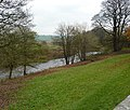 River Calder from Gawthorpe Hall - geograph.org.uk - 1579842.jpg