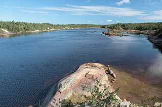 Nabisipi River river in Canada