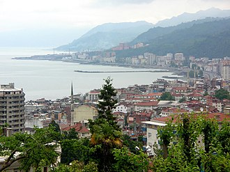 Rize - View of Rize