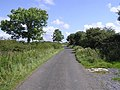 Road at Rathglass - geograph.org.uk - 1422309.jpg