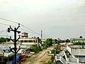 Road leading to Sattenapalle road from Dharanikota.jpg