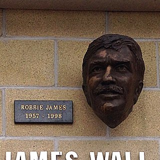 Robbie James Welsh footballer
