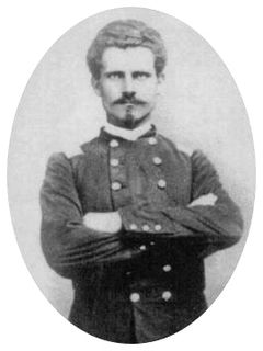 Robert Francis Catterson officer for the Union Army in the American Civil War