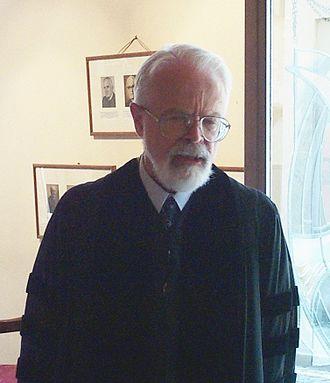 Mansfield College, Oxford - Robert Merrihew Adams, Philosopher