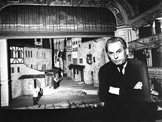 Robert Kautsky Austrian theatre painter, stage and costume designer