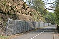 Rock Fall Fence protecting road - geograph.org.uk - 258887.jpg