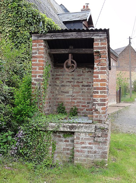 Rogécourt (Aisne) puits