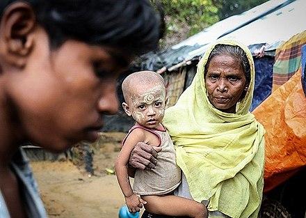 countrys muslim rohingya minority - 746×531