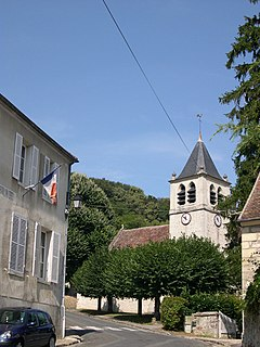 Ronquerolles Commune in Île-de-France, France