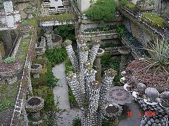 Jardin Rosa Mir - Image: Rosa mir vue du haut