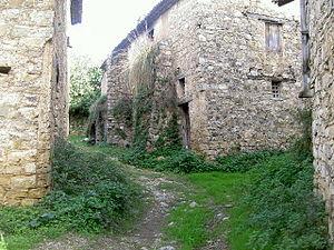 Roscigno - The ruins of Roscigno Vecchia
